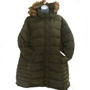 C.S. New York By Coffee Shop Heavy Weight Puffer